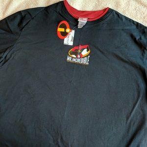 NWT Disney Incredibles T-shirt